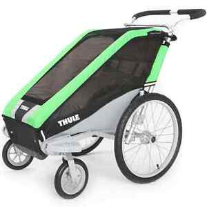 Brand New(store displayed)THULE CHARIOT CHEETAH 1 CHILD STROLLER
