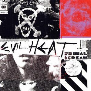 Primal Scream-Evil Heat cd(new/sealed)
