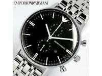 Brand New Armani watch Original Box, Certificate DELIVERY IF NOT FAR