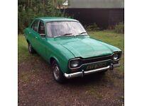 Ford escort mk1 1100L