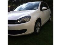VW GOLF 2011 Manual petrol 1.2 HPI Clear with Full Service History PET AND SMOKE FREE