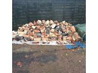 FREE Brick & block rubble