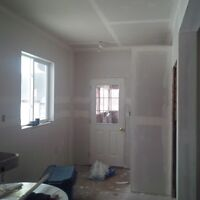 COM AND RES DRYWALL SERVICES FREE ESTIMATES 204-292-2438