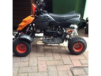 Mini moto quad parts for sale