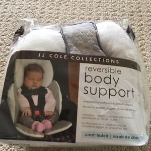 JJ Cole Warm Body Support for Infant Car seat