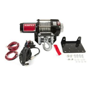 Kimpex 4500 LBS Winch - New in box with warranty.