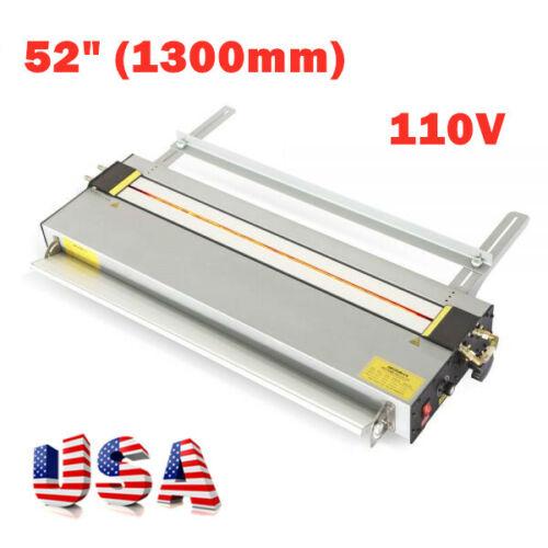 "52"" Upgraded Acrylic PVC Bending Machine Lightbox Heater Bender, 110V"