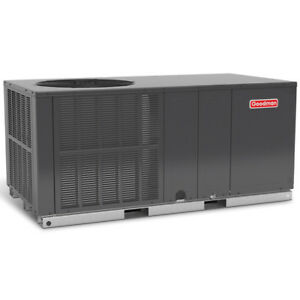 Goodman 14 SEER 3 Ton Heat Pump Package Unit - GPH1436H41