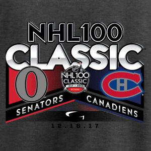 50% DE RABAIS ......BILLETS  NHL CLASSIC 100      16 DECEMBRE