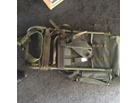 Army carry bag