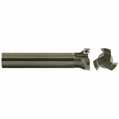Ab Tools Sh1251-14 Cutter Diameter X 34 Shank Indexable Shear Hog End Mill
