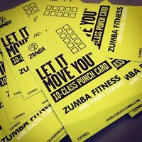 ZUMBA TONING WITH HAZEL - First Class Free!