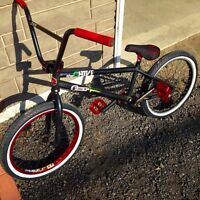 Wanting to trade for a dirt jumper or cash