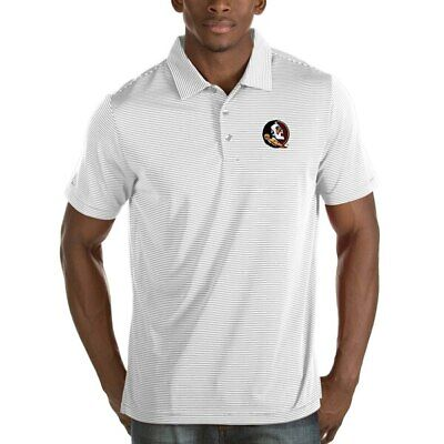 Florida Golf Shirt (Florida State Seminoles Antigua Control White Polo Golf Shirt X-Large Brand New )