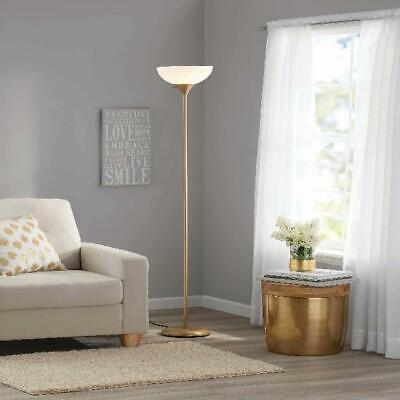 Floor Lamp Living Room Light Stand Torchiere Home Decor Shad