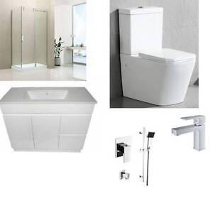 Bathroom stone top vanity package 2 Moorabbin Kingston Area Preview