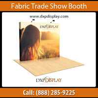 Exclusive offers on Pop up Display Booth From DXP Display