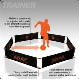 Quick Feet football skills trainer