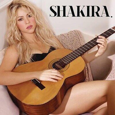 Shakira Deluxe Edition   3 Bonus Tracks   Shakira Cd Sealed New 2014 Self Titled