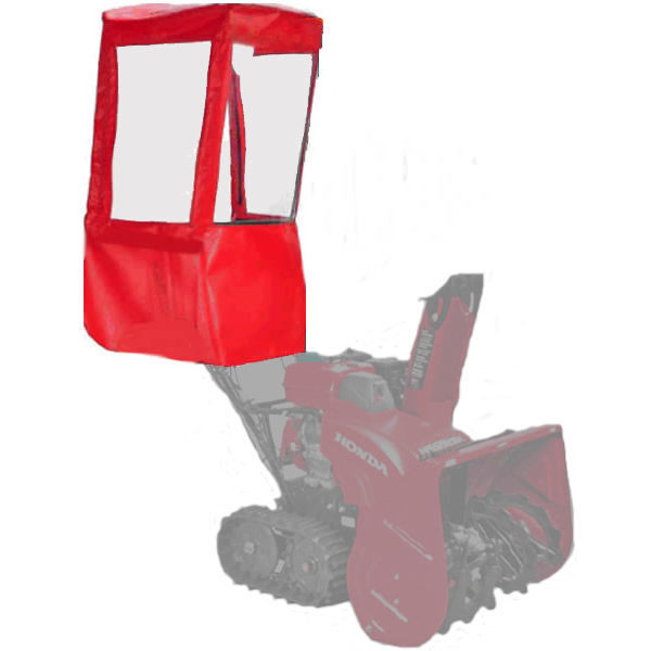 Honda Hss Series Two-stage Snow Blower Cab