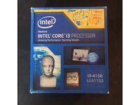 Intel Core i3-4150 Socket 1150 Dual Core 3.50GHz Processor