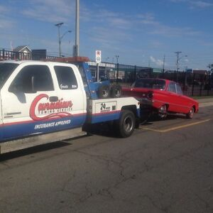 Ottawa's towing fast and cheap starting at $60