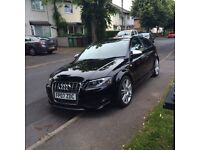 Audi s3 Quattro 2007 2.0l low millage 265bhp