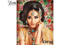 Indian bridal makeup/Asian bridal makeup/henna artist/arabic makeup