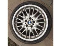 Bmw 18' alloys