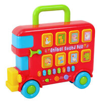 Brand New PlayGo Animal Sound Bus With Box