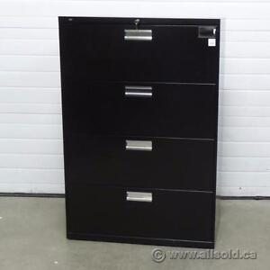 File Cabinets, 3 and 4 Drawer Lateral Style, Assorted Brands, Starting at $250 each