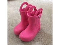 Crocs Wellie Boots