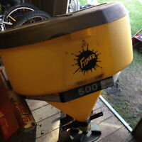 Fisher Tailgate Salter For Sale
