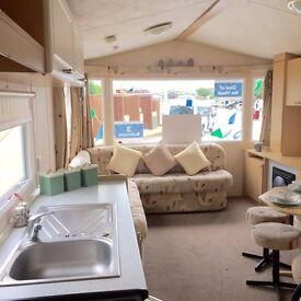 Static caravan for sale ocean edge holiday park 12 month season just 8 mins away for m6! Sea views!