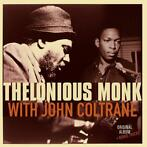 LP nieuw - thelonious monk - WITH JOHN COLTRANE.. -HQ- (ni..