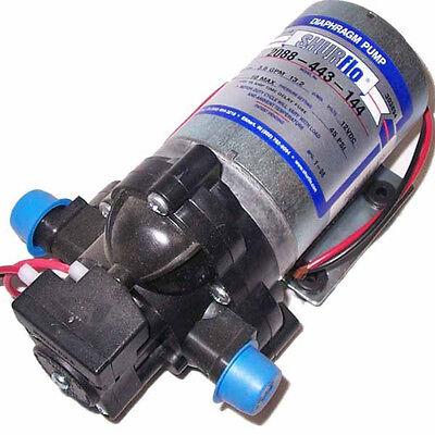 Flojet Pump D3121v1311 12v Dc 50 Psi 1.4 Gpm Pump Sprayer Replacement Pump