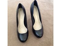 Black New Look shoes - never worn
