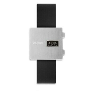 666 Barcelona Unisex Square Watch Digital Display  / New in Brand's Case