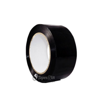Tapessupply 1 Roll Black Vinyl Pvc Electrical Tape 2 X 66 Flame Retardant