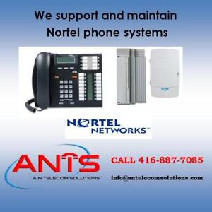 Nortel (Meridian) Norstar Phone System For Sale
