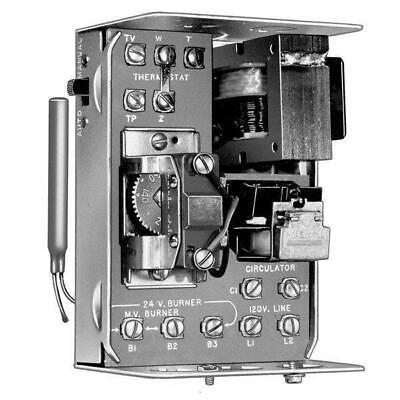 Honeywell Aquastat Immersion Controller Relay 120-240f Range L8148j1009