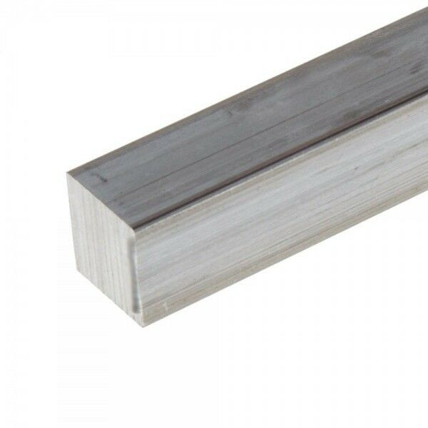 "3"" Aluminum 6061 Square Bar x 60"""