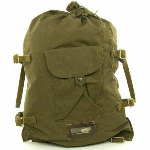 Soviet Russian Army Uniform Backpack Bag Rucksack Military WW2 Fashion USSR