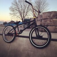 2012 full custom united bmx