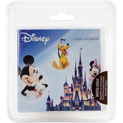 New  2016 Disney Mickey And Friends Cricut Cartridge Factory Seal Free Ship