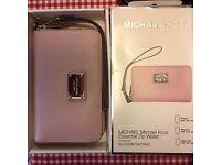 Michael Kors Zip Wallet for iPhone 5/4S/3GS