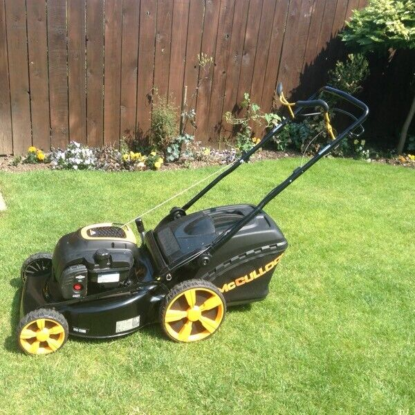 McCulloch m46-125wr self propelled lawnmower | in North Shields, Tyne and  Wear | Gumtree