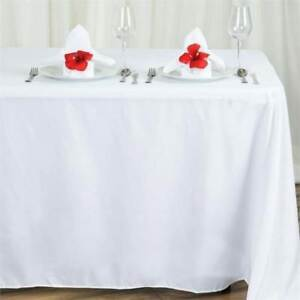 Tablecloths and Napkins for Wedding