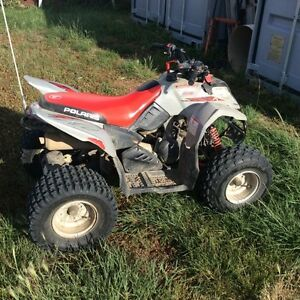 Polaris 90cc kids quad