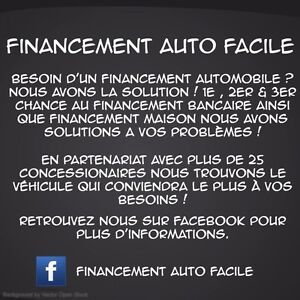 FINANCEMENT AUTOMOBILE